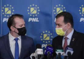 Alegeri pentru șefia PNL: Cîțu e sigur că va câștiga, Orban crede că scorul va fi strâns