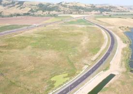 S-a deschis circulaţia pe bretelele nodului rutier Sebeş, care fac legătura între Sibiu și Turda (Video)