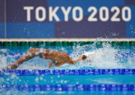 Jocurile Olimpice de la Tokyo: David Popovici a ratat pentru puțin o medalie