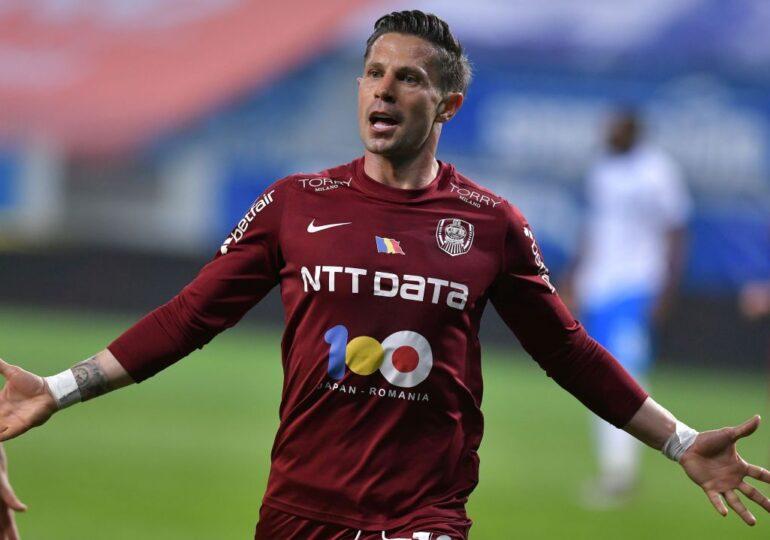 Liga 1 | CFR Cluj a învins cu emoții Craiova lui Mutu