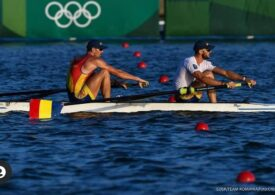 JO 2020 | Medalie de argint pentru România la dublu rame masculin