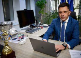 """Ministrul Tineretului şi Sportului amenință cu tăierea finanțării Federației Române de Tenis: """"Sunt foarte mâhnit"""""""