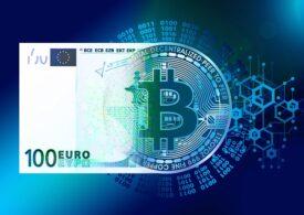 BCE a făcut primul pas către un euro digital, alternativa UE la criptomonede