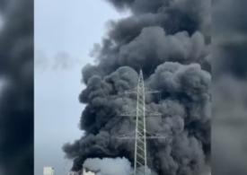 """Explozie într-un parc industrial din Germania. <span style=""""color:#ff0000;font-size:100%;"""">UPDATE</span> Cel puţin doi morţi şi zeci de răniţi (Video)"""