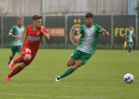 FCSB a câștigat la scor amicalul cu Concordia Chiajna