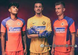 FCSB și-a prezentat echipamentul pentru noul sezon