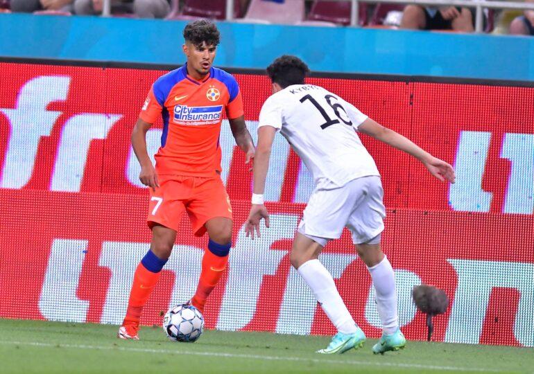FCSB, eliminată la penaltiuri din Conference League