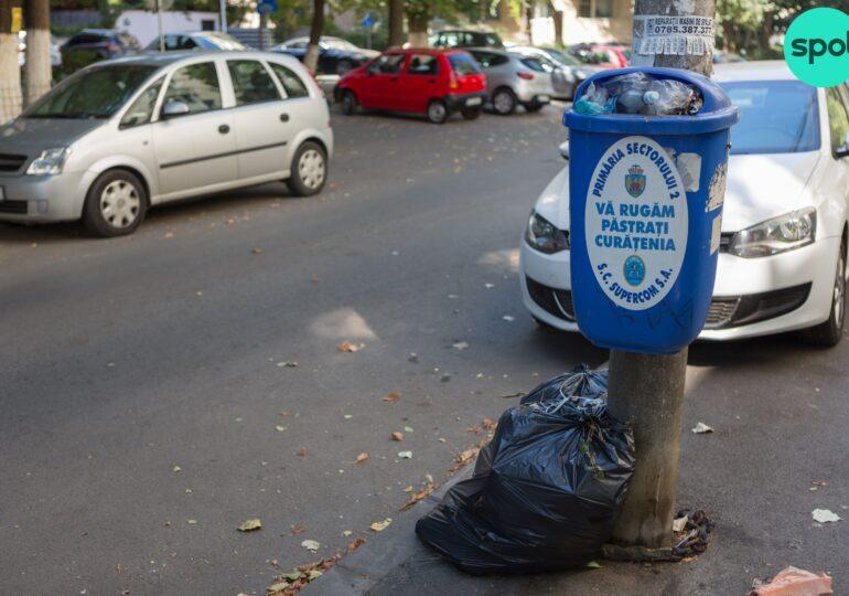 Cât vor plăti bucureștenii din Sectorul 2 pentru ridicarea gunoiului. Avantaje consistente pentru cei care vor colecta selectiv