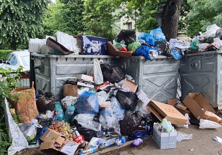 Ce face Primăria Capitalei cu gunoiul din Bucureşti? Primul pas - o asociere pentru a atrage bani de la UE