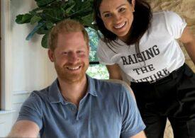 Harry şi Meghan se pregătesc de botezul micuței Lilibet Diana, care ar putea avea loc în prezența reginei Elisabeta a II-a