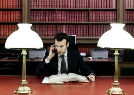 Macron şi-a schimbat telefonul şi numărul de telefon după ce a fost spionat cu Pegasus