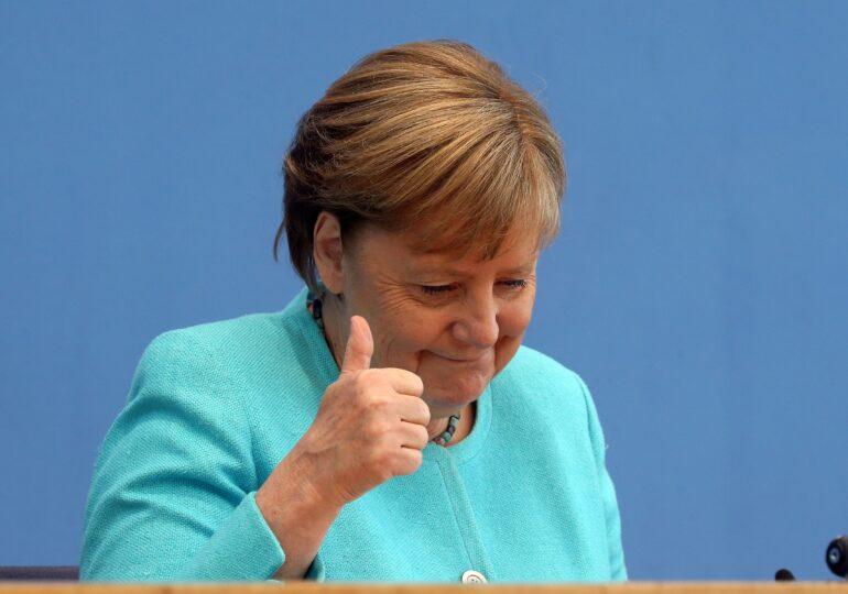 Angela Merkel, ultimul discurs înainte de alegeri: Votați Armin Laschet, în numele viitorului Germaniei