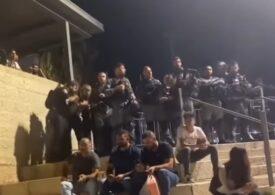 Noi ciocniri în Ierusalim: Poliţia a evacuat cu forţa credincioşi musulmani pentru a le face loc celor evrei (Video)