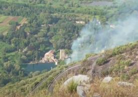 Jumătate de Italie e mistuită de sute de incendii, cealaltă jumătate e sub ape (Video)