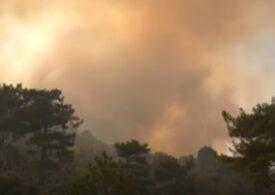 Rusia e mistuită de incendii. Zeci de sate sunt învăluite de un fum toxic (Video)