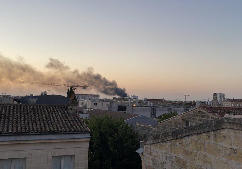 Tabăra improvizată a unor români şi bulgari de lângă Bordeaux a fost incendiată de două ori în 24 de ore