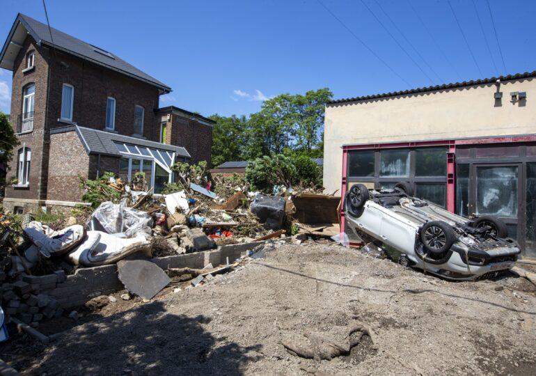 Inundații puternice în Belgia: 31 de morți și zeci de dispăruți (Foto & Video)
