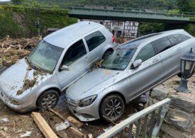 Bilanțul morților crește la peste 40 și zeci de persoane sunt încă dispărute după inundațiile din Germania (Foto & Video)