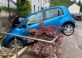 Inundații catastrofale în Germania: peste 100 de morți și 1.300 de dispăruți (Foto & Video)