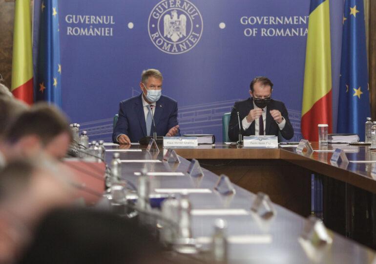 """Iohannis a venit la Guvern pentru """"România educată"""": Nu avem voie să lăsăm niciun copil în urmă! (Video)"""