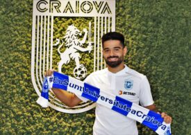 Universitatea Craiova a adus un jucător de la FCSB - oficial