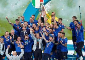 Câți bani va primi Italia pentru triumful de la EURO 2020
