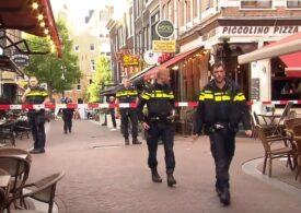 Un cunoscut reporter de investigaţii olandez a fost împușcat pe stradă, în Amsterdam