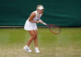 Angelique Kerber, în sferturi la Wimbledon