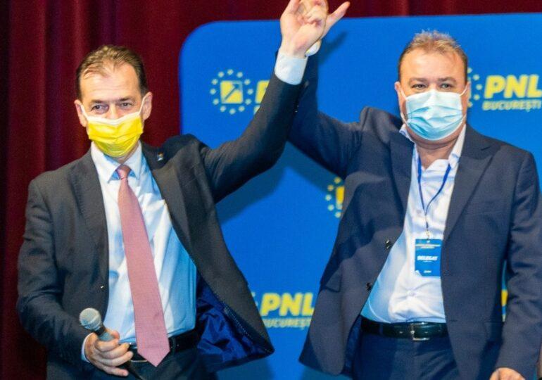 Apel din PNL pentru refacerea coaliției de guvernare cu Ludovic Orban prim-ministru