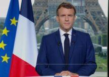 Macron anunță
