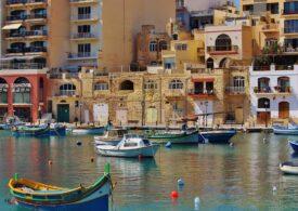 Malta este prima ţară din Europa care va accepta doar turişti complet vaccinaţi