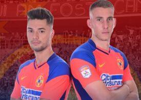 FCSB a transferat doi jucători de la Universitatea Craiova - oficial