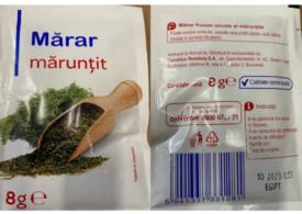 Mărar de la Carrefour și cea mai vândută înghețată din România, retrase de la raft