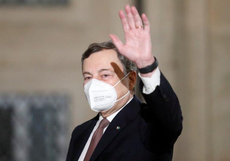 """""""<i>Trebuie să ne vaccinăm, invitația la nevaccinare este invitație la moarte</i>"""", a spus premierul italian Mario Draghi. A urmat o explozie de programări"""