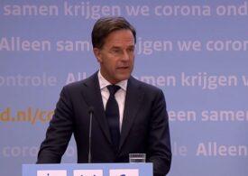 Premierul Olandei își cere scuze pentru relaxarea restricțiilor, după ce numărul tinerilor care s-au îmbolnăvit de Covid a crescut brusc