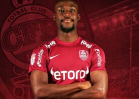 Un nou transfer realizat de CFR Cluj - oficial