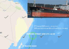 România a informat NATO despre atacul asupra vasului Mercer Street, atribuit Iranului