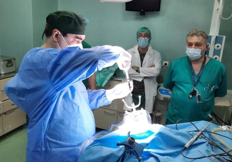 chirurgie vizuală naștere)