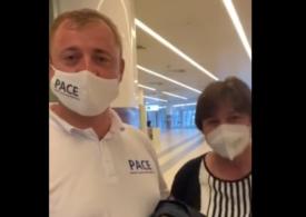 Un lider de partid din Republica Moldova a fost reținut pe Aeroportul din Moscova