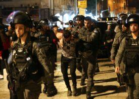Circa 150 de palestinieni, răniţi în confruntări cu soldaţi israelieni (serviciile de intervenţie)