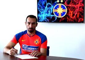 FCSB a transferat un fost jucător al lui CFR Cluj - oficial