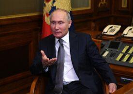 Putin scrie propria sa istorie