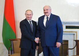 Putin a dat ordin guvernului să ajute Belarus în faţa sancţiunilor occidentale. UE rămâne fermă pe poziții