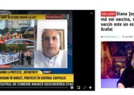 Ce site-uri și televiziuni au primit bani de la Guvern pentru campania anti-Covid. Multe au promovat fake news și protestele anti-mască