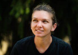 Simona Halep înțelege prin ce trece Simone Biles