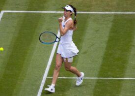 Sorana Cîrstea o învinge pe Victoria Azarenka la Wimbledon