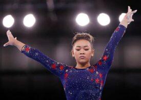 O gimnastă din SUA, campioană olimpică la individual compus