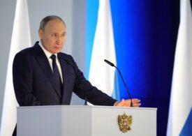 """Putin aprobă o nouă Strategie de Securitate Naţională, pentru a apăra Rusia de """"forţele distructive interne și externe"""""""