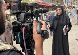 Jurnalista CNN la Kabul, amenințată de talibani în timpul unui reportaj (Video)
