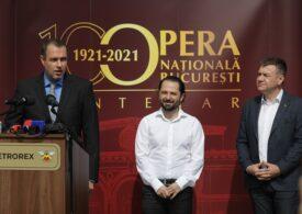 Stația de metrou Eroilor 2 și-a schimbat numele în Opera Română